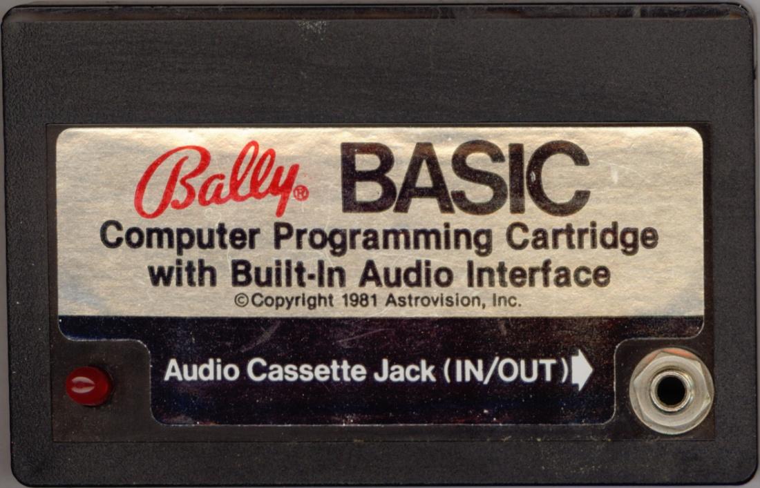 astro basic (bally)