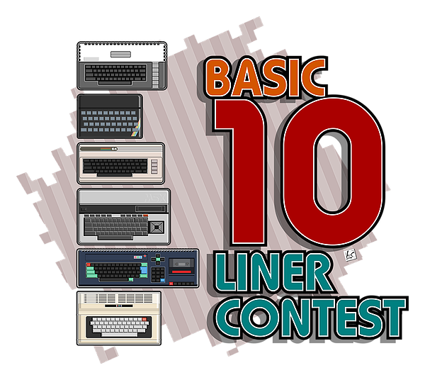 BASIC 10Liner Contest